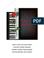 PDF piano sheet