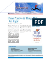 ThinkPositiveThingsWillGoRight Www.itworkss.com