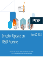Investor Presentation - Update on NCE and NDDS programs [Company Update]