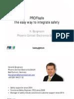 5. PROFIsafe Voor Een Simpele Integratie Van Veiligheid