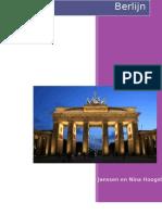 berlijn verslag (2)