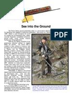 Ground Pen Radar