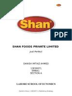Shan Foods - Danish Imtiaz - 13E00071