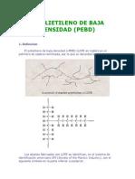 Polietileno de Baja Densidad