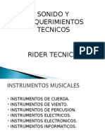 194132742-Sonido-y-Requerimientos-Tecnicos-Diapositivas.ppt