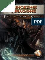 D&D 4.0 - Fortaleza No Pendor Das Sombras - Taverna Do Elfo e Do Arcanios