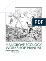 Mangrove Ecology Workshop Manual by Feller n Sitnik