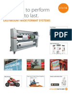 Easymount Wide Format Systems US