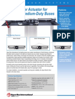 Medium-Duty Actuator Brochure