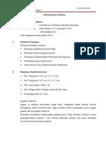 190153891 Spesifikasi Teknis Proyek Dermaga