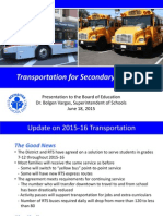 BOE Transportation 06-18-15