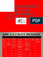 GMC Blitz Packages 2010