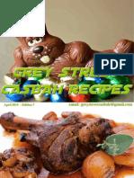 Grey Street Casbah Recipes 7- 1 April 2015