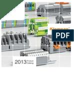 Klemsan Catalogue 2013