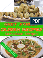 Grey Street Casbah Recipes 9-1 -June 2015