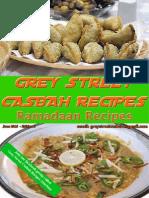 Grey Street Casbah Recipes 9-1 -June 2015
