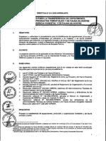 Dir. Nº 011-2003-InRENA-IfFS (Proc. Para Transferencia de Especies Forestales