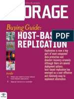 Host Based Replication Buying Guide