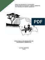 GUIA medioambiental