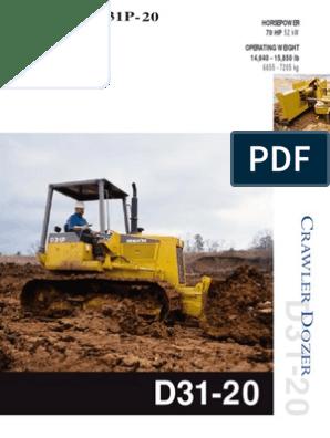 D31 | Transmission (Mechanics) | Horsepower