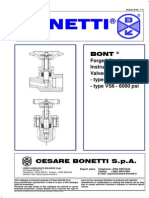 VS3 VS6 Instrumentation Valves