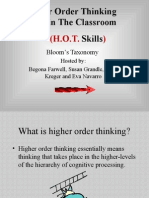 Hot Skills for advanced learners
