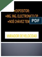 3Variadores de Velocidad Electronicos