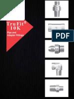 TruFit 10K Catalog