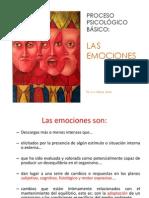 Emociones del Ser Humano