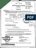 Capobianco v. City of New York, et al - Document No. 50