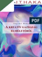 Ságvári_Kreatív gazdaság
