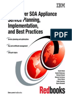 DataPower ServicePlanning Implementation BestPractices