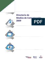 Directorio de Medios del Paraguay 2009