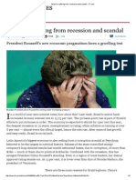 Brazil is Suffering From Recession and Scandal - FT