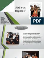 Raperos Powerpoint