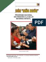 PROGRAMA DE ATENCIÓN A LA SALUD MATERNO+INFANTIL
