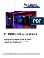 2013 Cost of Data Center Outages FINAL 12