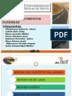 Metodos Para El Diseño de Pavimentos Flexibles