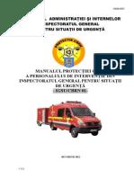 Manualul protectiei CBRN