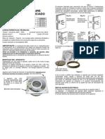 Instructivo de Extractor  EB150
