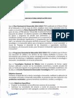 Convocatoria ENIT 2015