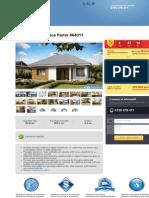 Proiect de Casa Mica Parter #64011 _ Proiecte de Case, Proiecte de Case Mici, Proiecte Case