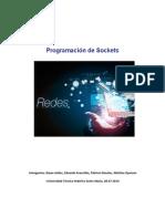 P2P-Informe de Redes Prog_ de Sockets