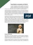 Biografia Isacc Newton y sus Aportes