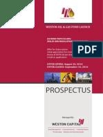 Weston Oil  Gas Fund Prospectus.pdf