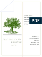 Dead Puns Society White Paper