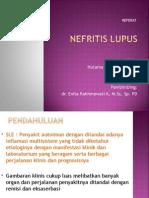 Ppt Referat Nefritis Lupus
