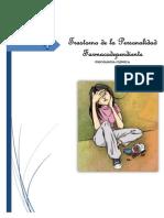Trastorno de La Personalidad Farmacodependiente