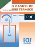 Curso básico de análisis térmico