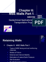 Chapter 6-MSE Walls Part 1